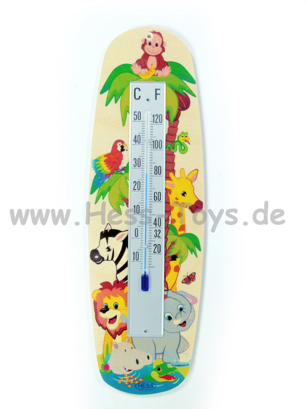 Thermometer Dschungel