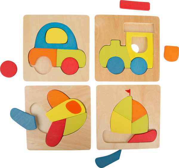 "Puzzle ""Transportmittel"""